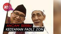 Ratusan Santri Tuntut Fadli Zon Sungkem ke Mbah Moen!