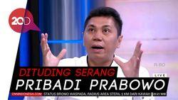 Ribut-ribut Soal Lahan Prabowo di Luar Arena Debat