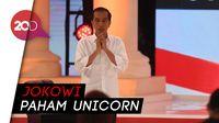 TKN Klaim Gaya Kalem Jokowi Direspons Positif Swing Voters