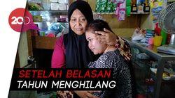 Diah, TKW Tak Digaji 12 Tahun Pingsan Bertemu Ibunya
