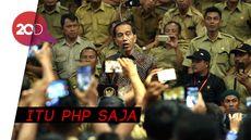 Gaji Perangkat Desa Setara PNS Batal, PAN: Jokowi Tukang Janji