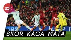 Liverpool Vs Bayern Berakhir Imbang 0-0