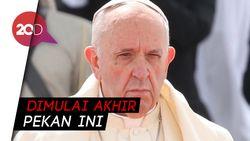 Paus Fransiskus Usut Skandal Seks dan Korupsi di Vatikan
