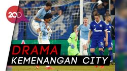 Cukup 10 Pemain City untuk Taklukkan Schalke