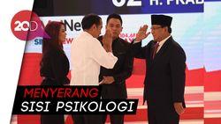 Mengupas Gaya Bahasa dan Gestur Jokowi-Prabowo di Debat Kedua