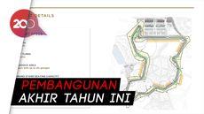 MotoGP Indonesia, Gini Nih Desain Sirkuitnya di Mandalika