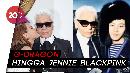 Selebriti K-Pop Kenang Karya-karya Karl Lagerfeld
