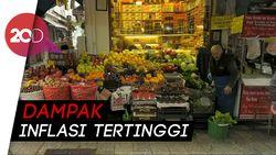Warga Turki Memburu Sayur Murah