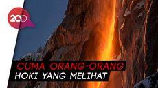 Firefall, Bias Cahaya Mentari Bak Lava Mengalir