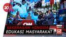 Pengamat Politik Bicara soal Persekusi Jurnalis di Munajat 212