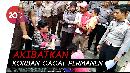 Sopir Bus Bersimpuh Nangis di Depan Ibu dan Anak yang Ditabraknya