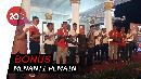 Khofifah Sambut Empat Penggawa Timnas U-22 Asal Jawa Timur