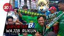 Riuh Bobotoh-Kabo Mania Jelang Kickoff Piala Presiden