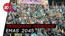 500 Balita Ditimbang Massal di Festival Posyandu Kreatif