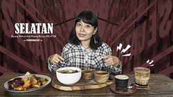 Selatan, Kafe Homey dengan Pilihan Menu Vegan yang Enak