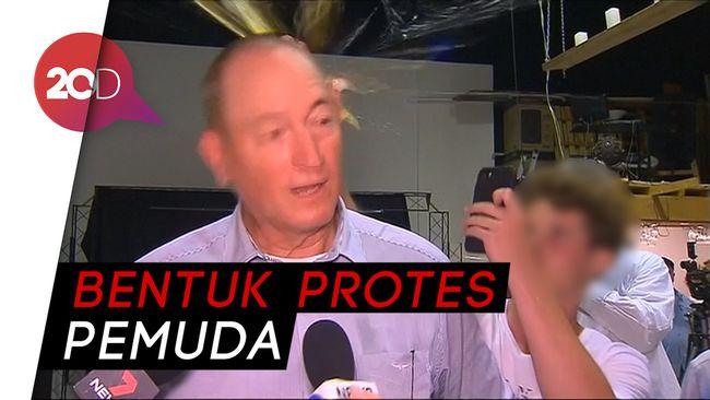 Penembakan Muslim Di New Zealand Image: Salahkan Muslim Di Teror New Zealand, Senator Australia