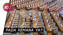 Sepi Banget! Rapat Paripurna DPR Hanya Dihadiri 24 Orang