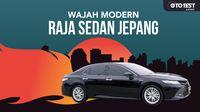 Review Toyota All New Camry: Revolusi Kemewahan Raja Sedan