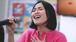 Single Rinni Wulandari Berawal dari Curhatan untuk Buah Hati