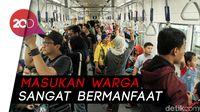 Dear Warga DKI, Masukan Kalian untuk MRT Sangat Berpengaruh