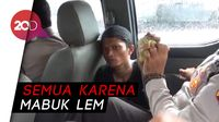 Ngamuk Usai Ngelem, Pemuda di Makassar Diringkus