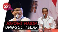 Survei Indo Barometer: Elektabilitas Jokowi 50,2%, Prabowo 28,9%
