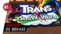 Salju Turun di Bekasi, Hanya di Trans Snow World!