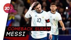 Argentina 1-3 Venezuela, Gimana Nih Messi?