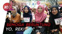 Audisi Pertama Sunsilk Hijab Hunt 2019 di Kota Pahlawan