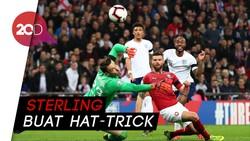 Kualifikasi Piala Eropa: Inggris 5-0 Rep. Ceko