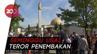 Masjid di Al Noor Christchurch Dibuka Kembali
