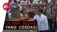 Alasan Jokowi Pilih Maruf: Intelektual dan Tahu Unicorn
