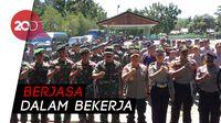 Bantu Korban Banjir Sentani, Prajurit TNI-Polri Diganjar Penghargaan