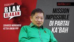 Blak-Blakan Suharso Monoarfa: Mission Impossible di Partai Kabah