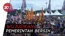 Resep Prabowo Tangkal Korupsi dalam Jajarannya
