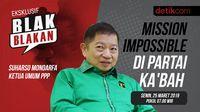 Tonton Blak Blakan Suharso Monoarfa: Mission Impossible Partai Kabah