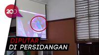 Detik-detik Ratna Sarumpaet di RS Bina Estetika Terekam CCTV