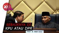 Amien Rais: Rekapitulasi Pemilu Jangan di Hotel Borobudur, Banyak Jin