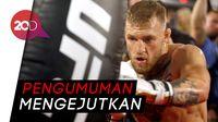 Conor McGregor Pensiun dari Tarung MMA