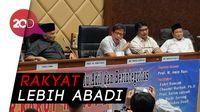 Rocky Gerung Sindir Spanduk Rakyat Jokowi