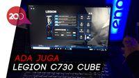 Tipis dan Garang, Laptop Gaming Legion Y740 Dibanderol Rp 28,5 Juta