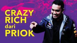 Lebih Intim dengan Ahmad Sahroni, Sang Crazy Rich Priok