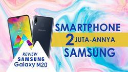 Hands on Samsung M20, smartphone 2 jutaan dari Samsung!