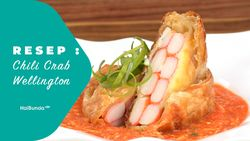 Resep Chili Crab Wellington