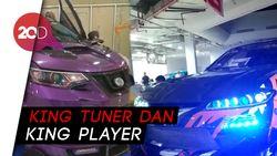 Dua Raja Modif Mobil di Kaltim