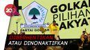 Golkar Bakal Sanksi Tegas Kadernya yang Tak Dukung Jokowi!