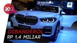 Intip BMW X5 Generasi Baru, Kokpit Mewah dan Modern