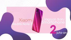 Xiaomi Redmi Note 7 : Smartphone 2 Jutaan dengan Spesifikasi Jagoan