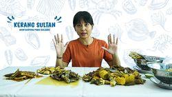 Mukbang Kerang Salty Butter hingga Saus Padang di Kerang Sultan