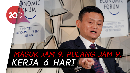 Kontroversi Kebijakan Jack Ma Soal Jam Kerja 996